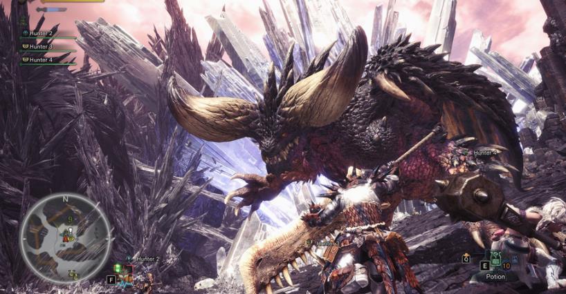 Monster Hunter World PC Full Español