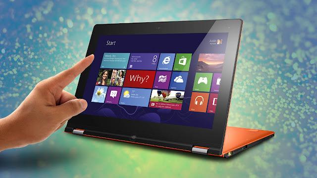 Apa Perbedaan Touchpad dan Touch Screen?