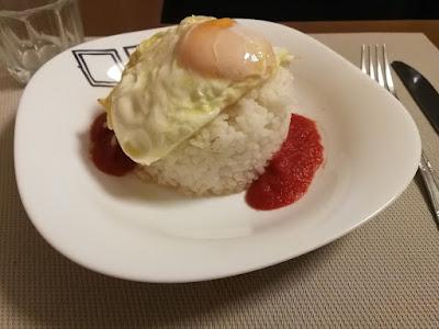 Kubatar arroza - Errezeta