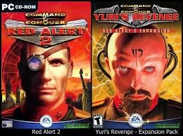 Full game repack: command and conquer red alert 2 + yuri's revenge.