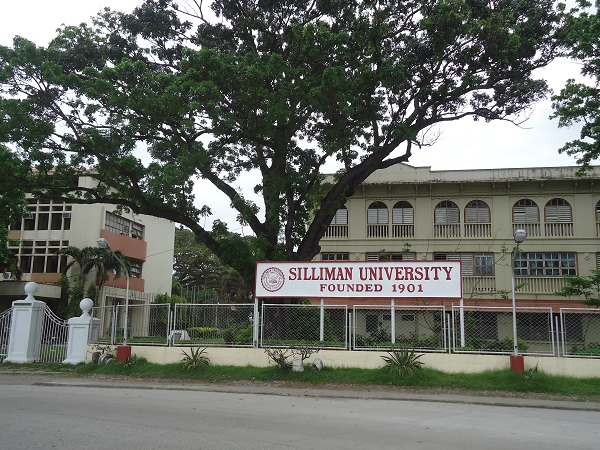 Silliman University campus