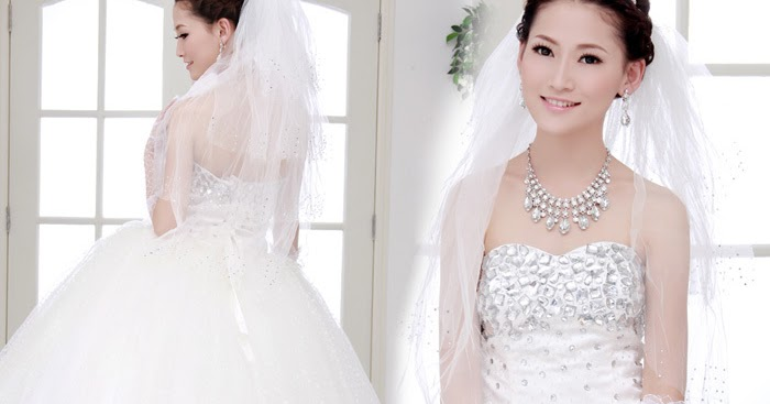 Wedding Gowns With Bling: Bling Bling Dress: Bling Wedding Dress Light Up Your Charm