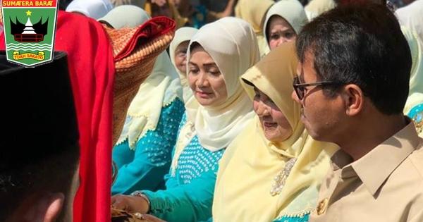 Gubernur Irwan Dukung Optimalisasi Dasa Wisma