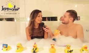 Emilie (Les Princes de l'Amour 3) dans le bain de Jeremstar - INTERVIEW