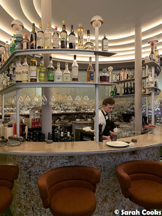 The Bar, Astair Paris