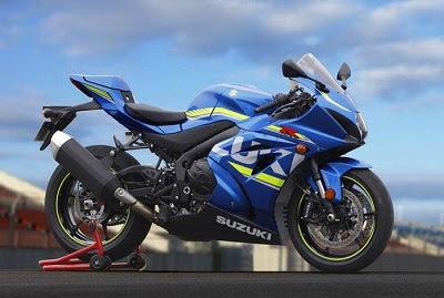 Spesifikasi Dan Harga Suzuki GSX R150