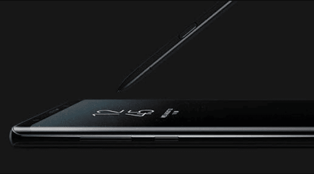 Samsung Galaxy Note 8, smartphone teraman 2018
