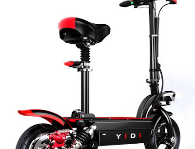 Top 6 Advantages of Riding an Electric Scooter