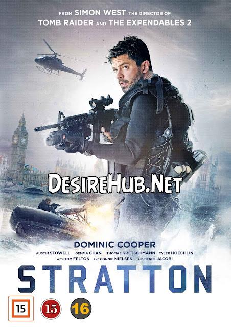 Stratton (2017) 720p HDRip x264 Dual Audio [English – Hindi] Esub 850MB