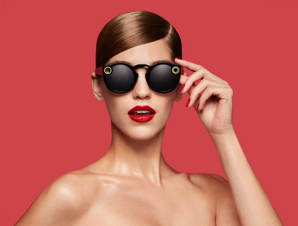 Snapchat launches 'Spectacles' sunglasses with an integrated video camera