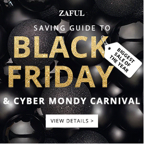 Zaful black friday sale