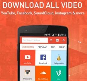 SnapTube Best Video and Music Downloader
