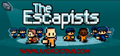 The Escapists Mod Apk v1.0.5 Unlimited Money Android Terbaru 2017