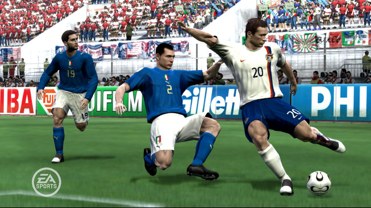 FIFA 06 Game Free Download For PC Full Version
