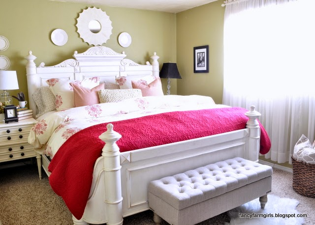 Fancy Farmgirls Sale Farmhouse Master Bedroom