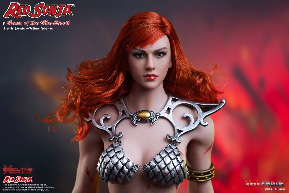 PHICEN - Red Sonja: Scars of the She-Devil  12