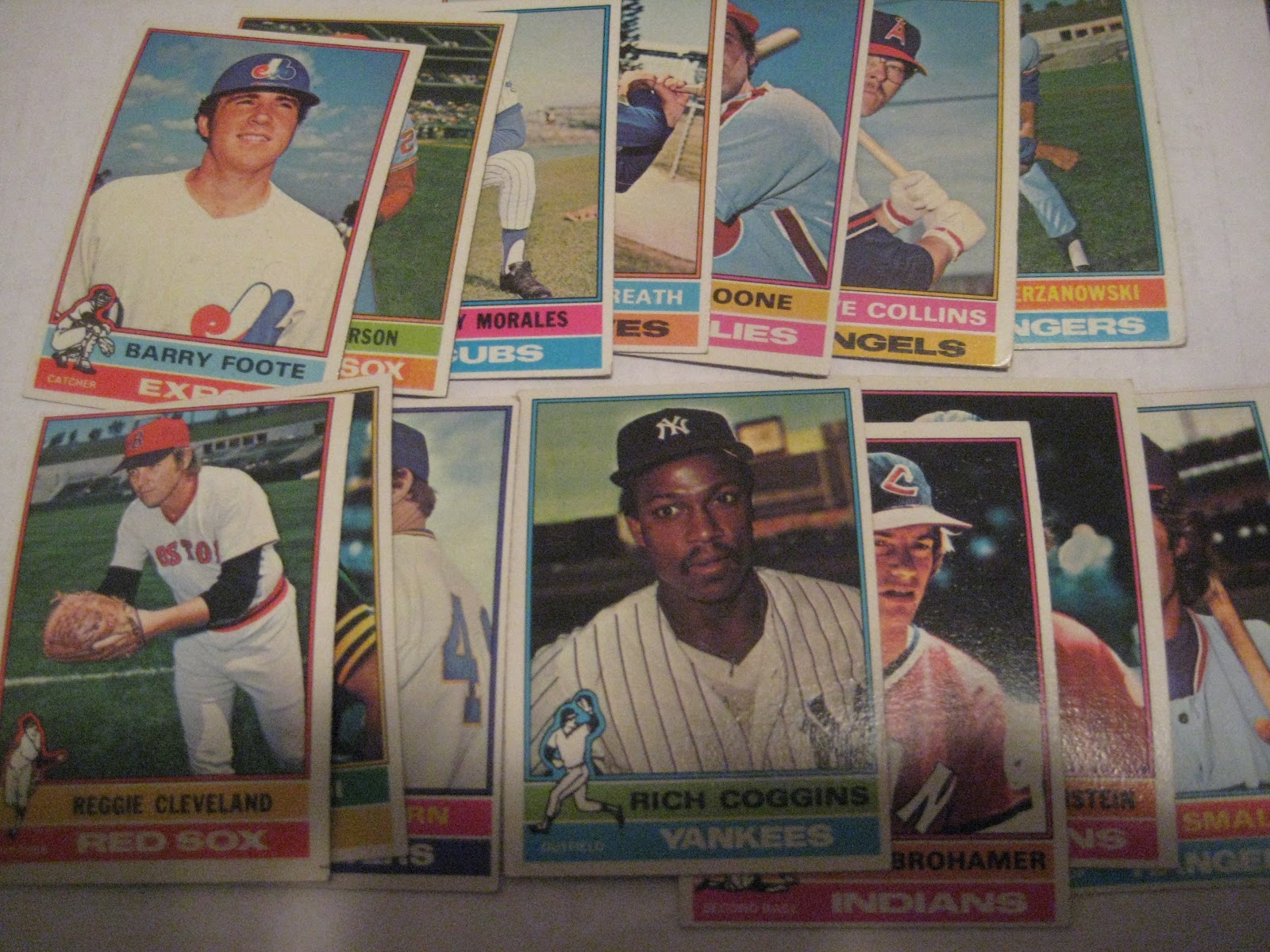 Baseball Cards Come To Life Trade With The Collective Mind