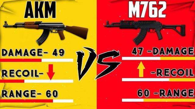 AKM vs M416: PUBG Mobile'da hangi silah daha iyidir?