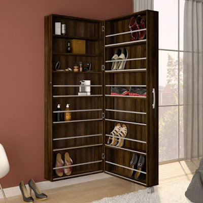 modern shoes storage cabinet design ideas 2019