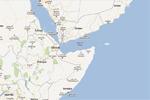 Mapa del llamado Cuerno de África