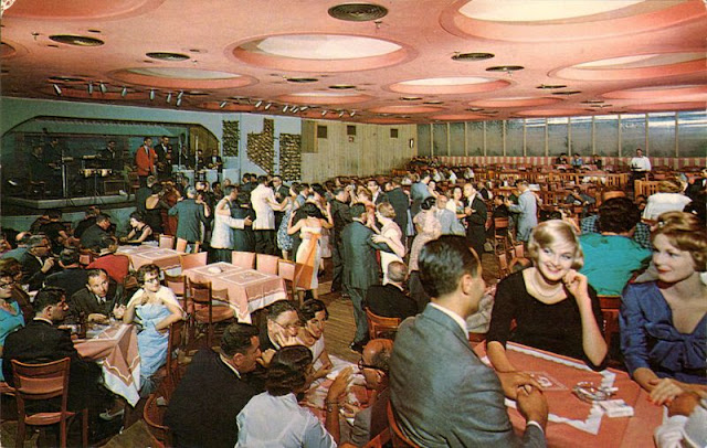Inside American Restaurants In The 1960s Through 45 Cool