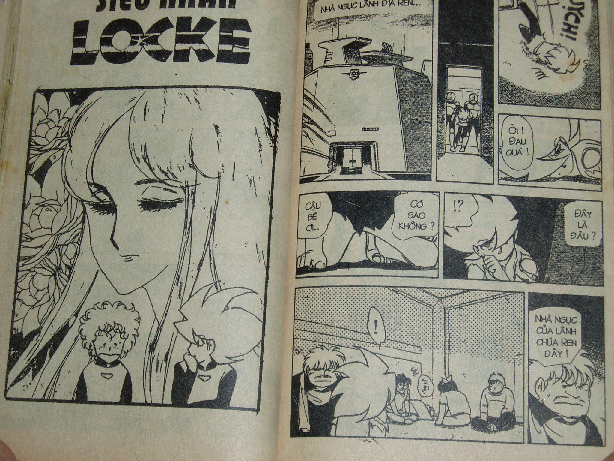 Siêu nhân Locke vol 18 trang 23