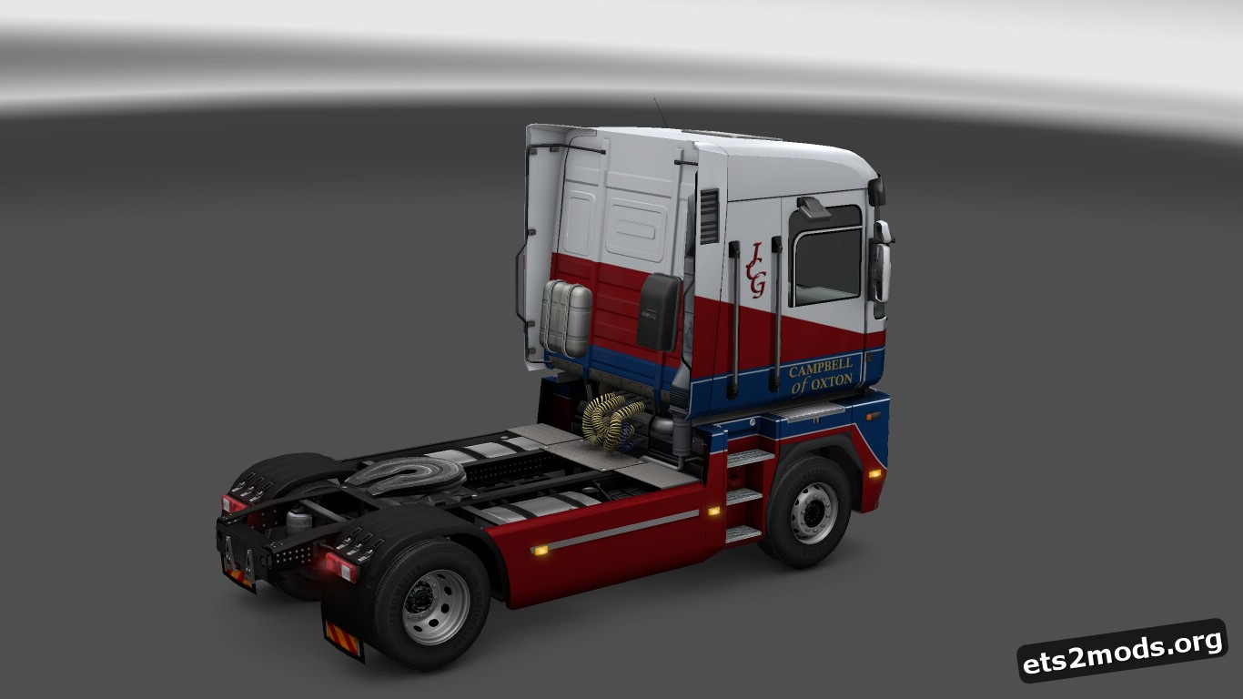 Campbbell of Oxton Skin for Renault Magnum