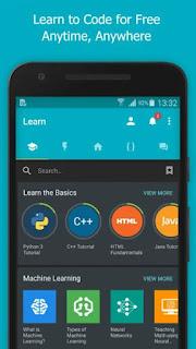 SoloLearn, Aplikasi Android Untuk Ngoding