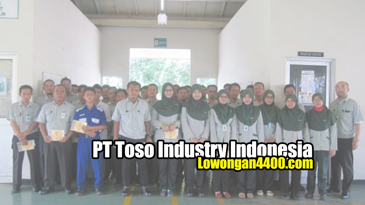 PT. Toso Industry Indonesia