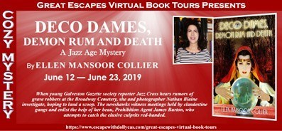 Upcoming Blog Tour 6/16/19