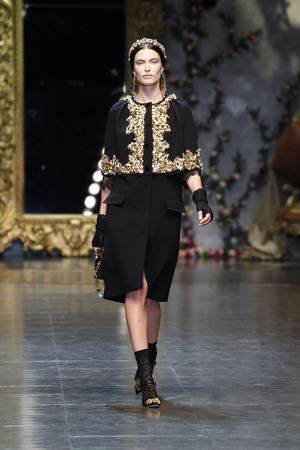 best website 56c63 e519e DG_VICTIMS: Il lusso Barocco Romantico firmato Dolce ...