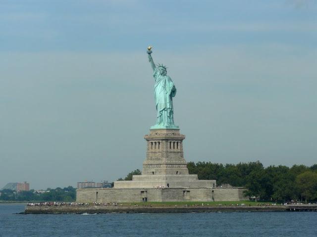 Ver la Estatua de la Libertad en Nueva York