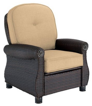 Breckenridge Patio Recliner by La-Z-Boy Outdoor, Outdoor Chairs Buying Guide, Outdoor Chairs, Outdoor Furniture,