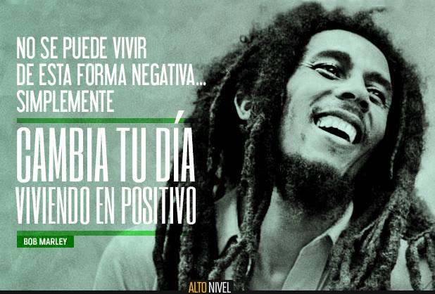 Fraces De Bob Marley: Seleccion De Las Mejores Frases De Motivacion Con Imagenes