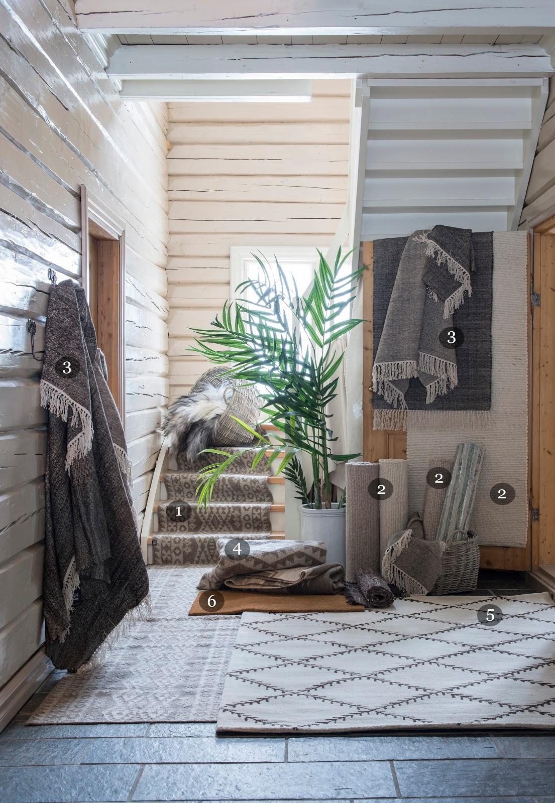 Ungdommelig Blogg Home and Cottage: Gode tilbud på tepper DL-86