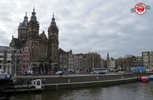 Amsterdam, St. Nikolaaskerk