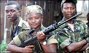 Sierra-Leone. Армия Сьерра-Леоне