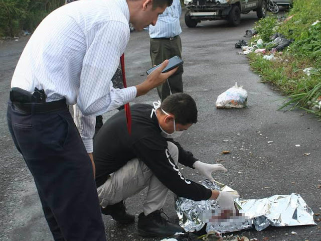 Encuentran un feto de 7 meses en basurero de San Cristóbal