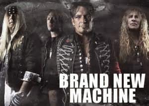 Brand New Machine