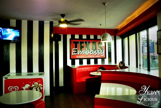 Where To Eat in Antipolo, Restaurants in Antipolo Rizal, Texas Embassy Burger and Fish & Chips Restaurant, Best Burger in Antipolo City, Antipolo Food Trip, Texas Embassy Antipolo Menu, Address, Contact No., Location, Facebook