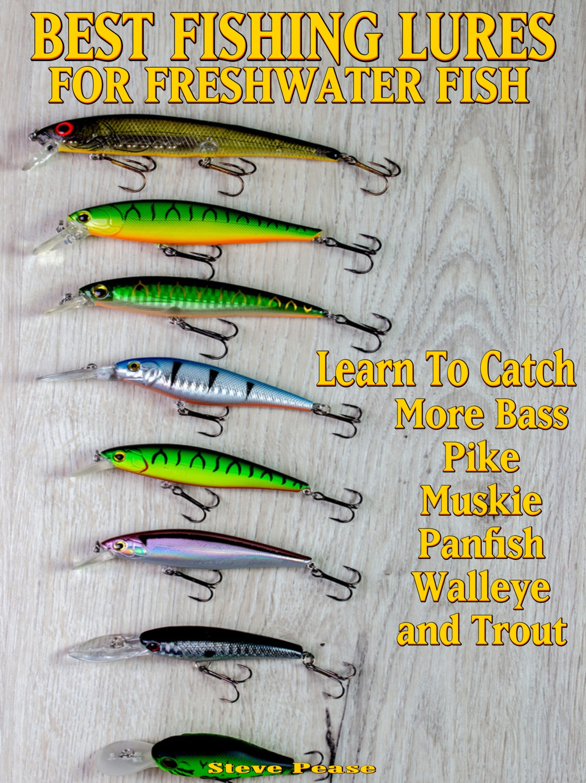 BEST LURES FOR FRESHWATER FISH