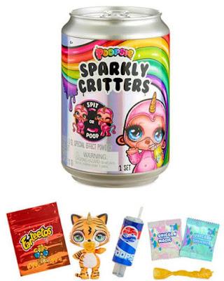 Сюрпризы игрушки Sparkly Critters
