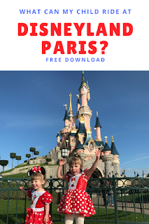 What can my child ride at Disneyland Paris?