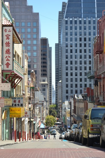 Chinatown, San Francisco, Californie