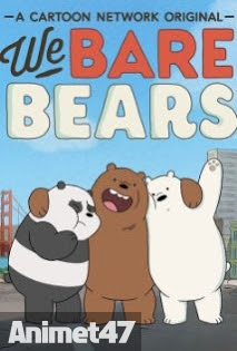 We Bare Bears -  2015 Poster
