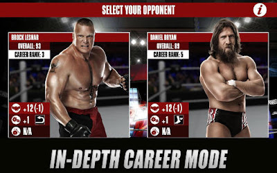 WWE 2K15 Apk for Android