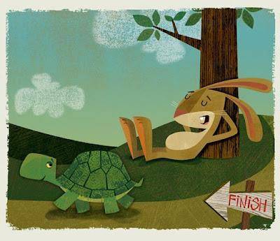 बच्चों के लिए विनोदी लघु कहानियां | हरे और कछुआ | बच्चों के लिए लघु नैतिक कहानियां