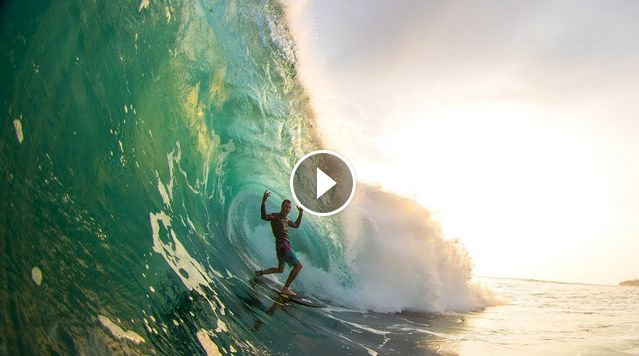 Aliens Was Here - Trailer Volcom Surf