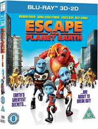 Escape from Planet Earth 2013 Dual Audio HD Hindi Full Movie BluRay