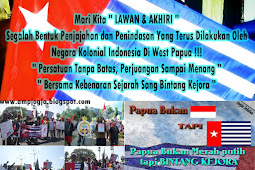 Salam Juang, Free West Papua (Picture)